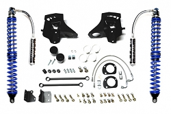 EVO MFG LCG FRONT BOLT ON COILOVER KIT (BLACK) JK/JKU