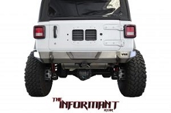 VKS The Informant Rear Bumper Jeep JL