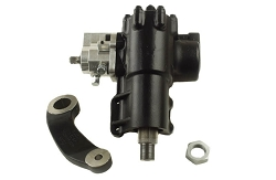 PSC 07-18 Jeep JK BIG BORE XDR Cylinder Assist Steering Gear (PORTED)