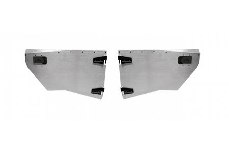 EVO MFG REAR HALF DOOR SET, JKU
