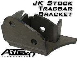 Artec Industries JK Heavy Duty Stock Trackbar Bracket