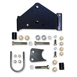 Synergy Jeep JK Front Track Bar Relocation Bracket