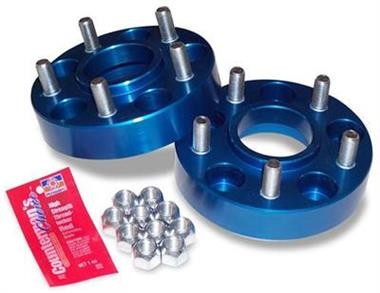 Spidertrax Wheel Spacers 5x4.5 Bolt Pattern and 1.50