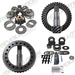 JK Rubicon (D44/D44) gear package