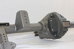 Carbon Currie Rear TJ 44 Complete Housing With Eaton ELocker