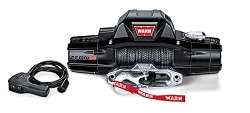 Warn ZEON 8-S Recovery 8000lb Winch with Spydura Synthetic Rope
