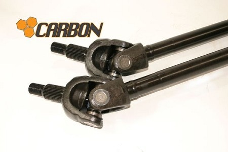 Carbon Jeep Jk Rubicon 2007-2018 4340 Chromoly Front Axle Kit Dana 44 CF155