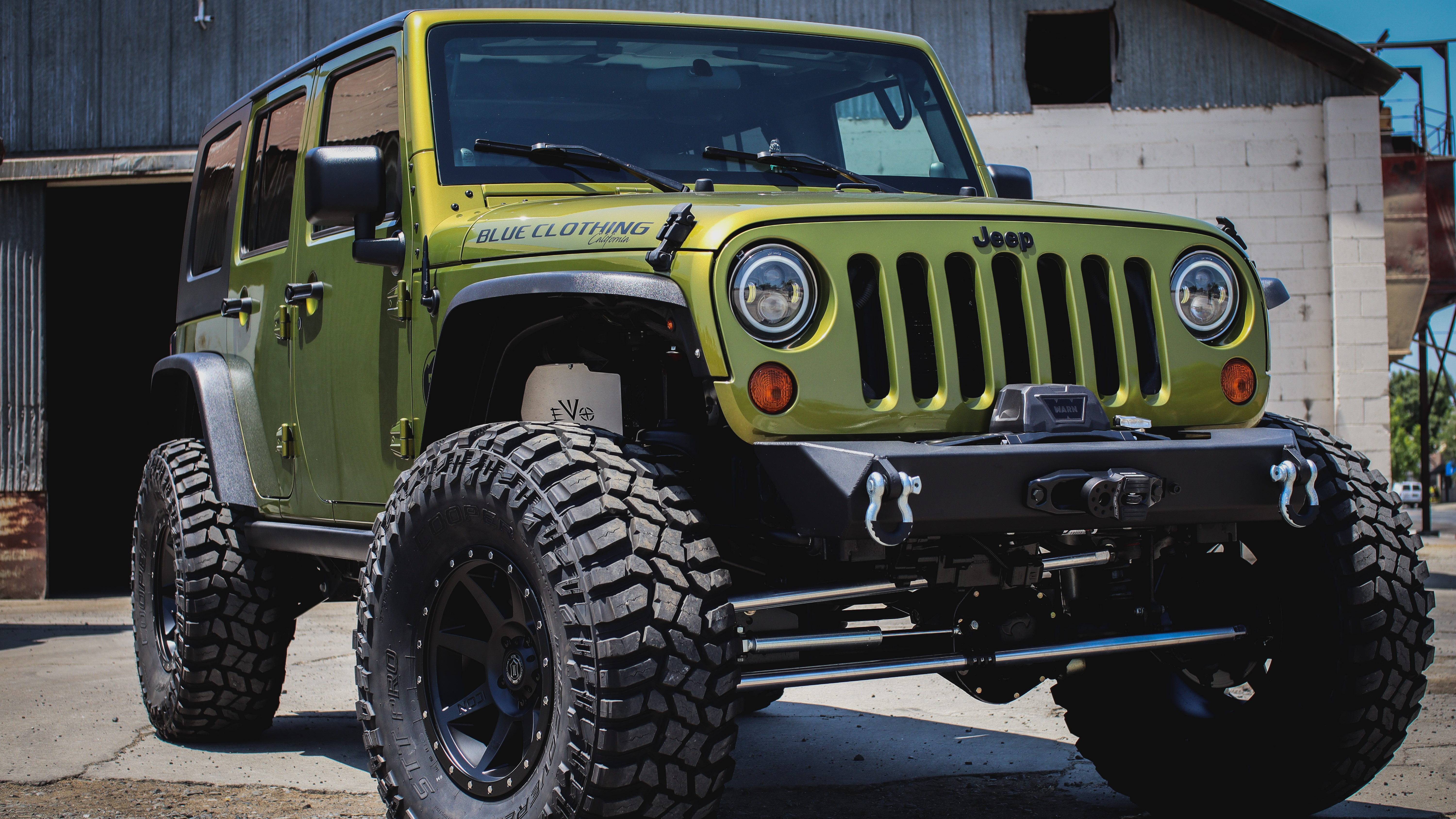 2007 Jeep JK Unlimited Rubicon - 4