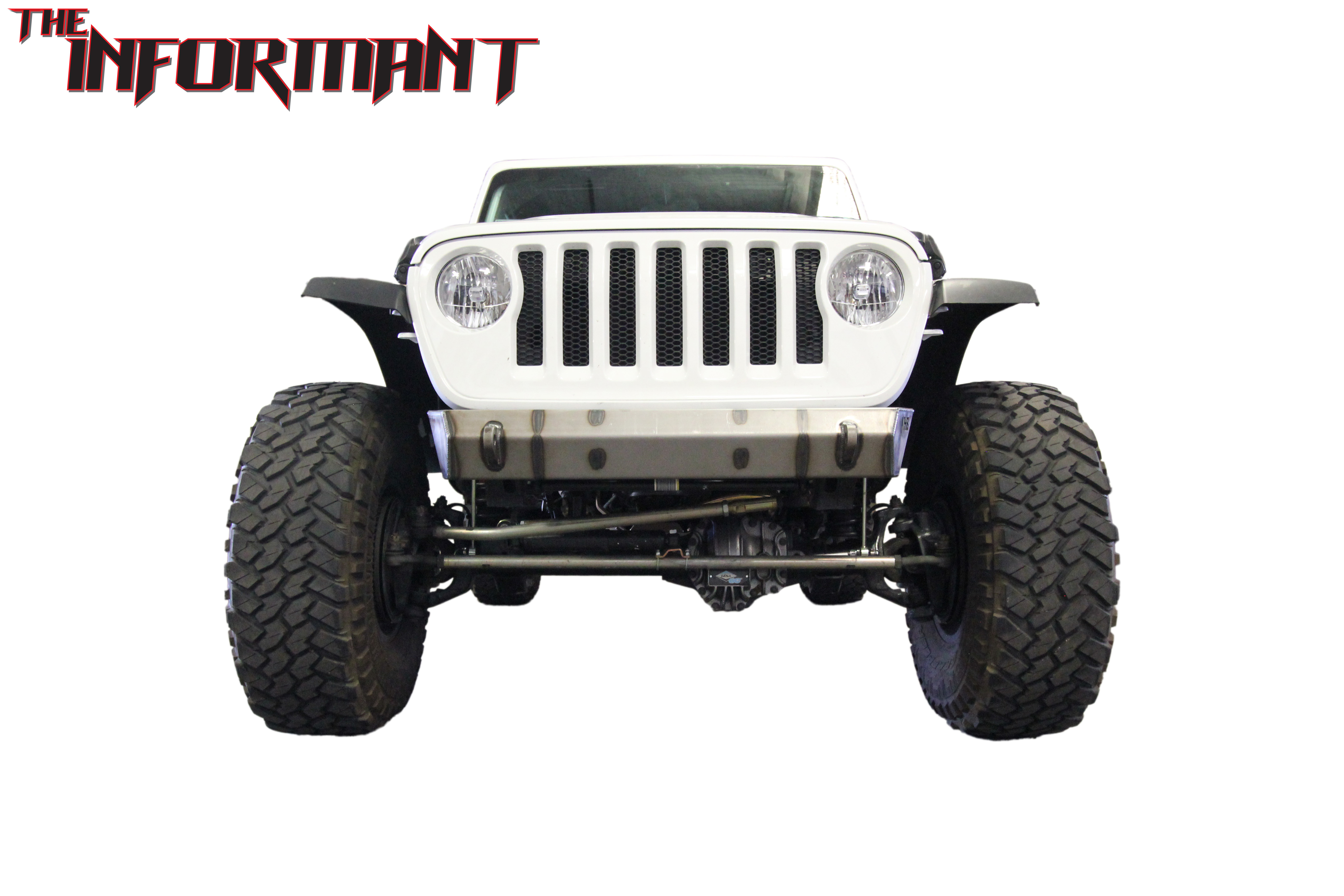 VKS The Informant Front Winch Bumper Jeep JL