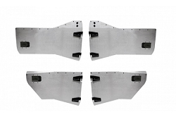EVO MFG FRONT AND REAR HALF DOOR PACKAGE, JKU