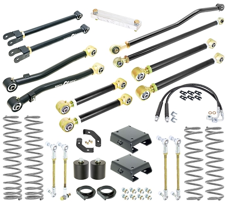 RockJock JT Sport Edition 4-Inch Suspension Lift - RJ-150001-101