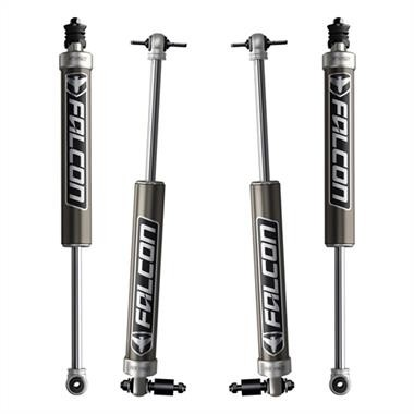 "TeraFlex Falcon Series 2.1 Monotube Shock Set JK (3-3.5"" Lift)"