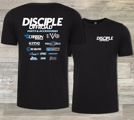 PRE-ORDER! Disciple Promotion T-Shirt