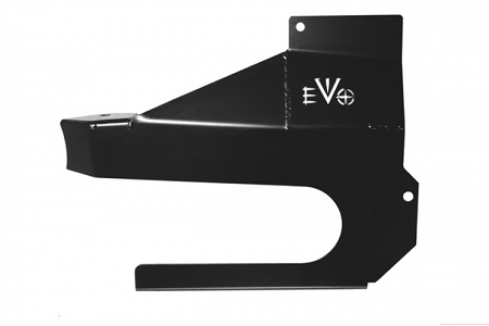 EVO MFG JLU 3.6L PROTEK EXHAUST LOOP SKID