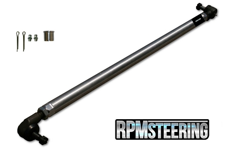 RPM Steering JK 1-Ton Aluminum Drag Link Only (Over the Knuckle)