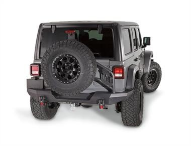 Jeep Wrangler (JL) Warn Elite Series Rear Bumper - 102190