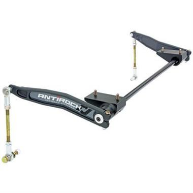 RockJock JL/JT Antirock® Front Sway Bar Kit - Forged Arms