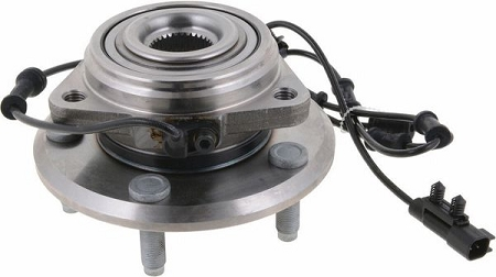 Spicer Dana 30 / 44 Jeep JK Unit Bearing w/ New ABS Sensor