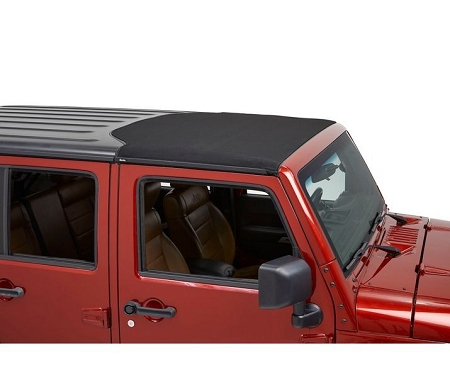 Bestop Sunrider for Hardtop JK (Black Twill) - 52453-17