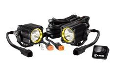KC FLEX™ LED - Single - 2-Light System - 10W Spot Beam - #270